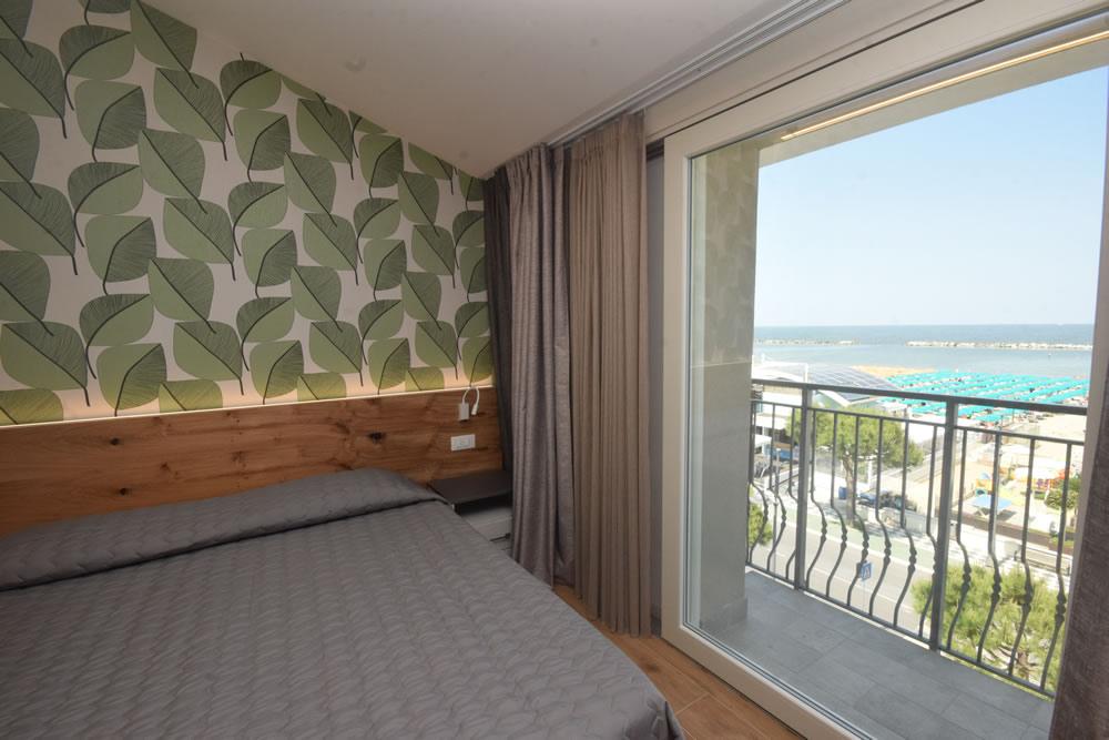 Hotel con aria condizionata a Cesenatico – vista mare e accessori ...